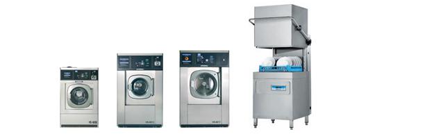 Noleggio lavastoviglie e lavatrici
