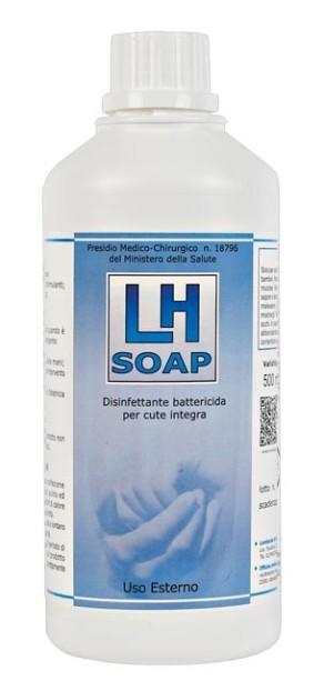 LH Soap Sapone Disinfettante ml. 500