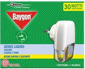 Baygon Genius Protector