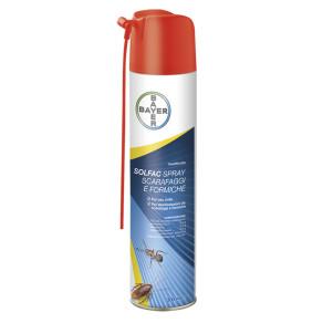 Solfac Spray scarafaggi e formiche