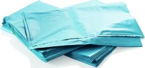 Sacchi rifiuti 88x120 Azzurri