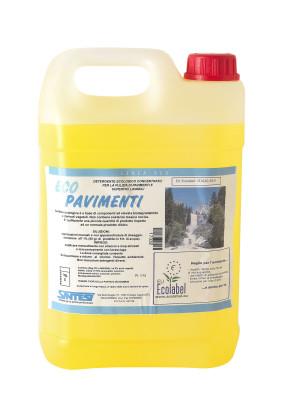 Detergente Pavimenti Ecolabel