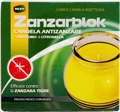 Zanzarblock Candela insetticida