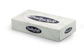 Bulkysoft Classical Facial Tissues