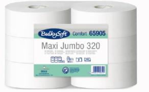 Bulkysoft Comfort Carta Igienica Maxi jumbo