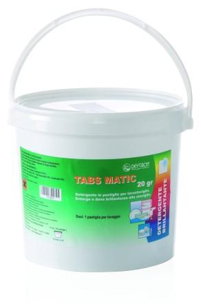Tabs Matic Lavabar gr.20