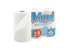 Asciugatutto 2 pz. Maxi