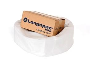 Sacchi Longopac® Stand Mini trasparenti standard