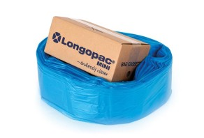 Sacchi Longopac® Stand Mini Food Standard blu