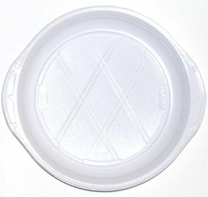 Piatti bianchi per Slidedish diam.21cm