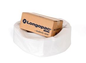 Sacchi Longopac® Stand Biodegradabili Mini