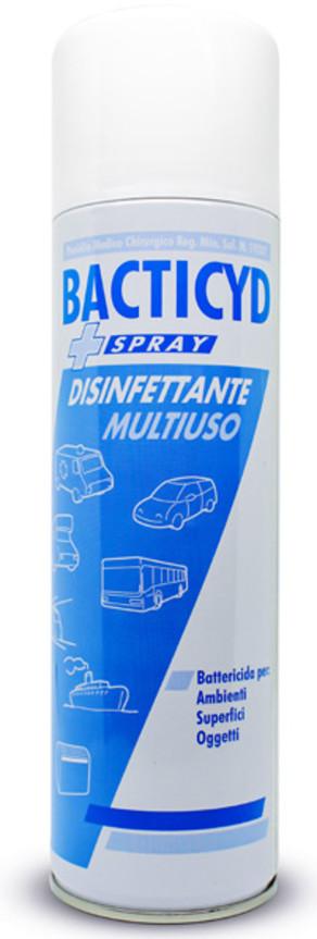Bacticid Spray 500 ml. Disinfettante Multiuso