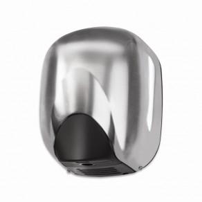 Asciugamani Eco Stream Metallo cromato 1100W