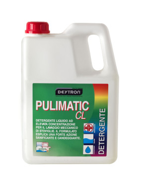 Pulimatic CL 3,7 kg.