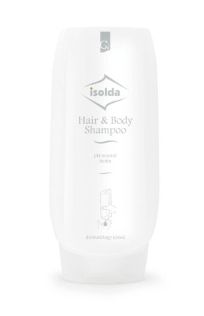 Isolda Silver Hair & Body Shampoo