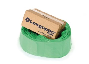 Sacchi Longostand® Mini Food Standard verdi
