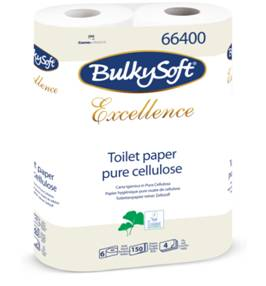 Bulkysoft Excellence carta igienica 4 veli
