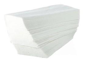 Bulkysoft Asciugamani V Fold 21x21