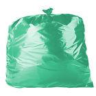Sacchi rifiuti 88x118 cm. trasparenti verdi