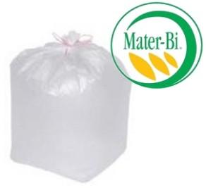 Sacchi Rifiuti 70×110 cm. Biodegradabili