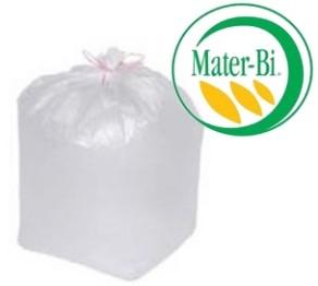 Sacchi Rifiuti 95x120 cm. Biodegradabili