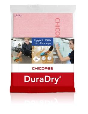 Microfibre Plus Cloth Rosso