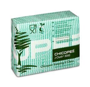 J-Cloth 3000 Compostabile Wipe Verde