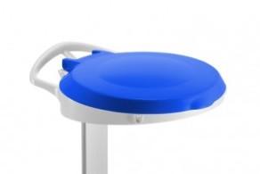 Coperchio Blu per Carrello Delta