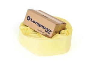 Sacchi Longopac® Mini Food Standard gialli