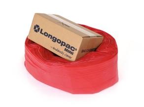 Sacchi Longostand® Mini Food Standard rossi