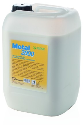Metal 2000 colorata