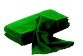 Panno microfibra 40×40 Iris Verde