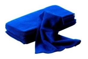Panno microfibra 40×40 Iris Blu
