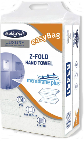 Bulkysoft Z-Fold Membrane Plus