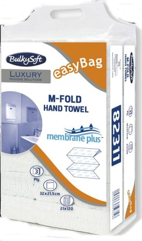 Bulkysoft M-Fold Membrane Plus
