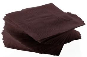 Tovaglioli 40×40 Mono Color Cacao