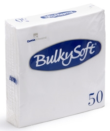 Tovaglioli Ovatta 2 v. Bulkysoft 38x38