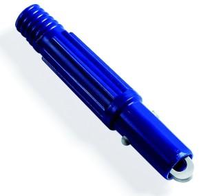 Cono Terminale blu per manico allungabile