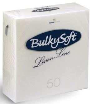 Tovaglioli Bulkysoft 40×40 Airlaid Bianchi