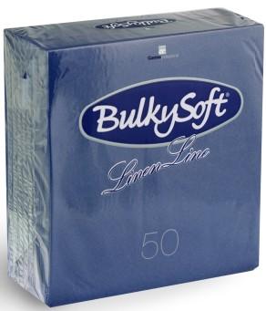 Tovaglioli Bulkysoft 40x40 Airlaid Blu