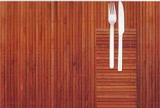 Tovagliette 30×45 Decoro Bamboo