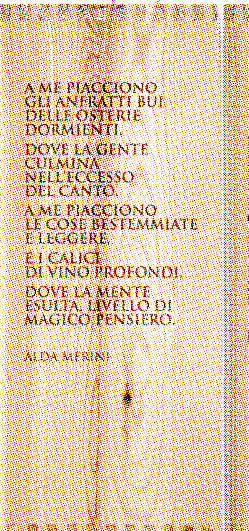 Busta Portaposate 38x38 Enoteca