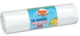 Sacchi Bianchi cm. 45×55 a rotolo