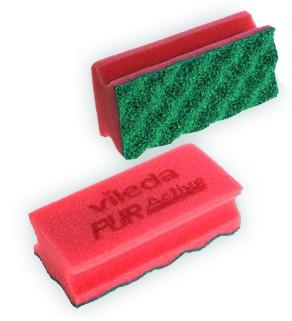 Spugna Pur-Active Top rossa