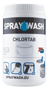 SprayWash Chlor Tab White