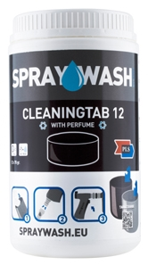 SprayWash Cleaning Tab 12 Black
