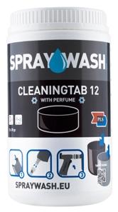 SprayWash Cleaning Tab 12 Black