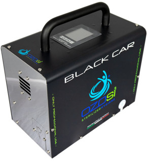 Ozosì 15 Black Car
