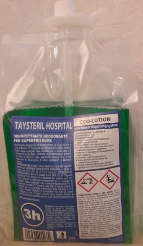 Ecolution 3H Taysteril Disinf. sanitizzante