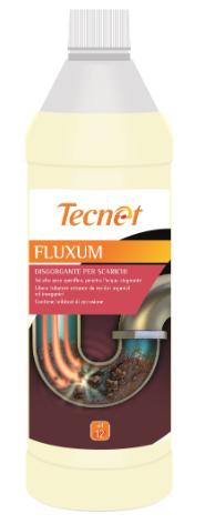 Tecnet Fluxum Disgorgante